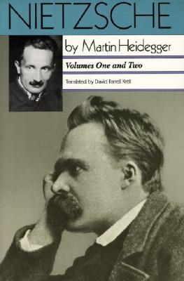 Nietzsche By Heidegger, Martin/ Krell, David Farrell (TRN)/ Krell, David Farrell